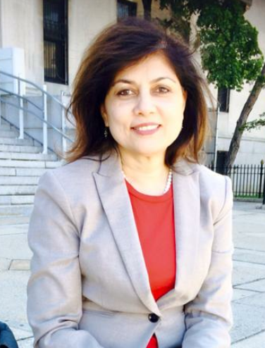 Attorney Nazmeen Salfarlie